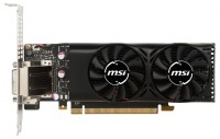 MSI GeForce GTX 1050 Ti 1290Mhz PCI-E