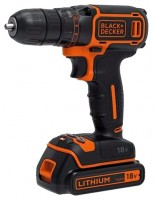 BLACK+DECKER BDCDC18KB
