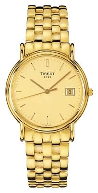 золотые часы tissot мужские если еще очень