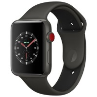 Apple Watch Edition Series 3 38mm with Sport Band